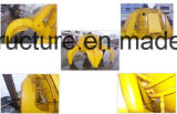 Compartimiento eléctrico del gancho agarrador de la grúa de la planta siderúrgica