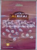 Qualitäts-Zoll druckte gestempelschnittene Griff-Mehrzwecktaschen für Gewebe (FLD-8546)