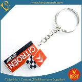 PVC Key Chain de Souvenir do costume 2D em Factory Price (LN-0178)