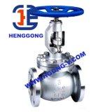 DIN/API Hochdruckform-Stahl-geschweißtes Flansch-Kugel-Ventil