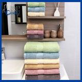 100%年の綿螺線形ヤーンのホテルの浴室タオル(QHH99812)