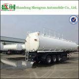 De camion de remorque de fabrication d'essence de camion-citerne remorque de service semi