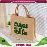 Eco-Friendly мешок подарка джута типа способа