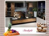 De modulaire Hoge Foto's van Cupbord van de Voorraadkast polijsten de Keukenkasten van de Lak (zz-071)