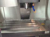 Caja de metal del carril-guía Centro de mecanizado CNC con el ATC de corte