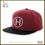 習慣の3Dによって刺繍される卸し売り帽子の急な回復の帽子