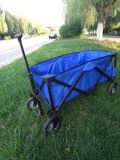 Carro de dobramento portátil /Trolley para o acampamento ao ar livre