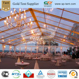 1000년 People를 위한 30X50m Transparent Wedding Tent Wedding Party Tent