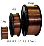 Пластичный провод заварки катышкы D270 mm Er70s-6 твердый