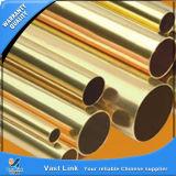 C28000, tubo de cobre amarillo C27200 con alto Uality