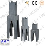 Стул Rebar пластичного вспомогательного оборудования конкретный