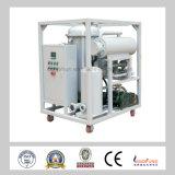 El purificador de petróleo del transformador del vacío de la sola etapa, aceite aislador reacondiciona, planta de la purificación de petróleo