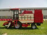 Mini tipo máquina de la máquina segador de maíz de la cosechadora