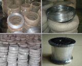 熱い販売の製造業者によって電流を通される鉄ワイヤーの工場