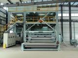linha de produção da tecnologia a mais nova de 2400mm Ss para PP Spunbond tecida não