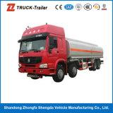 3車軸45cbm FuelかCrude Oil/Diesel/Petroleum Tanker Semi Trailer Tank Trailer