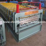 Colorare il rullo d'acciaio rivestito che forma la linea di produzione