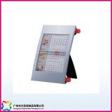 Impresión bien hecha de encargo del calendario de escritorio/del calendario de la pared/del vector