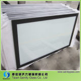 4mm/5mm/6mm Clear Float Tempered Oven Door Glass Panel /Microwave Glass Door Panel