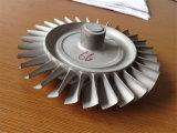 Roda de turbina do carregador de Turbo da carcaça de investimento
