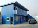 Casa modular prefabricada barata moderna del paquete plano