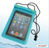 Levering voor doorverkoop die Waterdichte Zak voor iPad drijven Mini