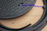 Quadratisches Fiberglas, das zusammengesetzte Einsteigeloch-Deckel für Verkauf sperrt