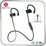 Bluetooth 4.2 fones de ouvido estereofónicos de Earbuds dos auscultadores da em-Orelha sem fio dos esportes com microfone