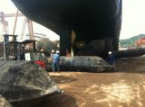 Saco hinchable de goma marina del salvamento para la nave que lanza los sacos hinchables de la nave de /Lifing/Upgrading