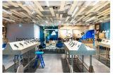 Het moderne Mobiele TegenOntwerp van het Ontwerp voor de Mobiele Inrichting van de Opslag van de Decoratie van de Winkel van de Telefoon
