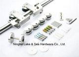 Acciaio inossidabile che fa scorrere il hardware del portello di granaio (LS-SDS-514)