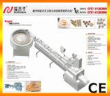 Sistema del embalaje de la placa giratoria del pan francés