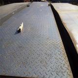 Плита Chequer Q235B Hr слабая Checkered стальная