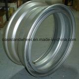 Demountable стальная оправа тележки (17.5X6.75)