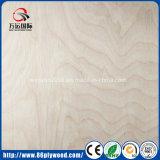 Pine Birch Core Okoume Panneau de contreplaqué en mélamine pour meubles intérieurs en bois