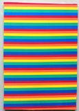 Folhas do arco-íris dos materiais de EVA