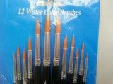 Conjunto de cepillo de drenaje del arte del cepillo de pintura del cepillo