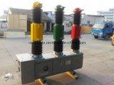 (SF6) напольное изготовление автомата защити цепи вакуума Hv Zw20-12