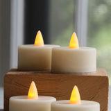 Decoração para casa Projetos de hospitalidade LED Candle
