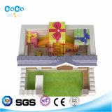 Bouncer di tema del giardino dei regali di disegno di Cocowater/trasparenza gonfiabili LG9036