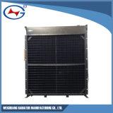 Qn28h1210: Radiador de aluminio del agua para el motor diesel
