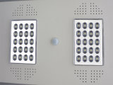 Зеленый уличный свет все энергии 40W 50W 60W 70W 80W 100W солнечный в одном