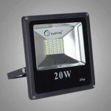 Alta luz de inundación del lumen LED de SMD 20With30W