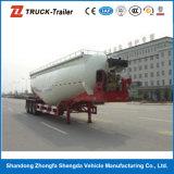 Sale를 위한 공장 Customized 2-4 Axles Cement Bulk Carrier Tanker Semi Trailer