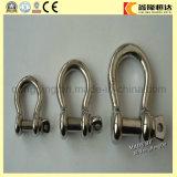 工場価格の卸売のステンレス鋼調節可能なUの黒い手錠