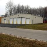 Construção de aço suave para armazém pré-fabricado