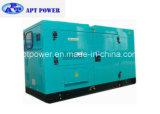 conjunto de generador de reserva 165kVA insonoro