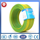 PVC de cobre Insulation Electric Wire 450750V de Conductor
