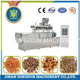 máquina grande do alimento de cão do animal de estimação do aço inoxidável da capacidade