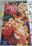 Picture artistico Pattern Made di Mosaic Glass Tile (HMP862)